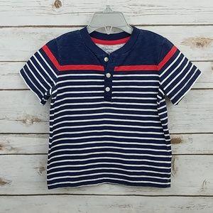 Carter's Toddler Stripe Shirt Size 3T